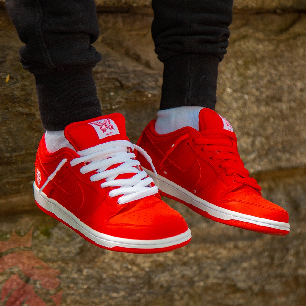 Existe Opuesto Bienes  Nike SB Dunk Low Verdy Girls Don't Cry - YankeeKicks