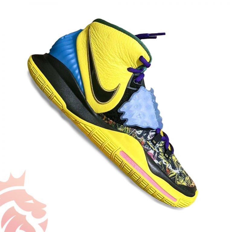 Kyrie 6 CNY Yellow 2020