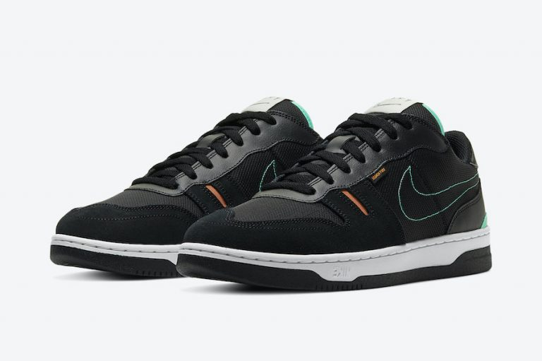 Nike Squash Type Black
