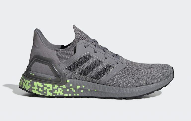 adidas Ultra Boost Digital Green
